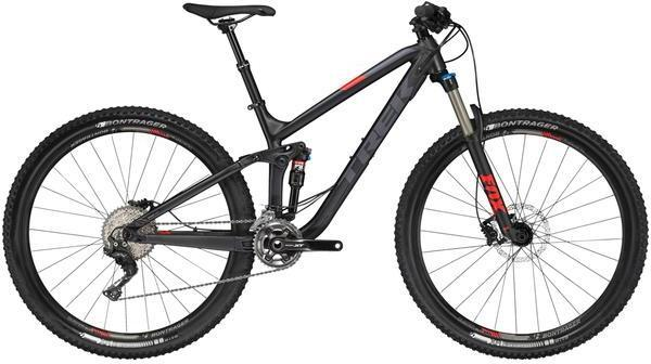 Trek Fuel EX 8 29 Color: Matte Trek Black