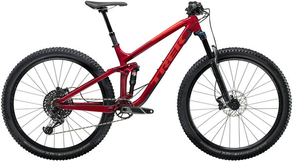 Trek Fuel EX 8 29 Color: Cardinal