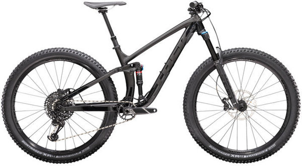 Trek Fuel EX 8 Color: Matte Dnister/Gloss Trek Black