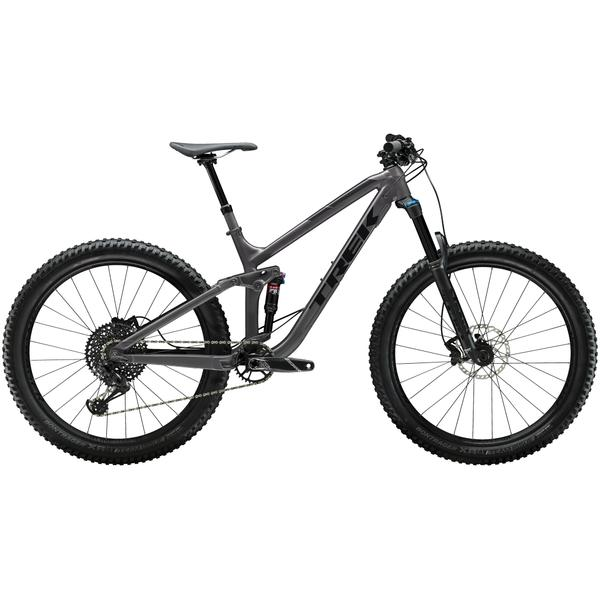 Trek Fuel EX 8 Plus Color: Matte Dnister Black