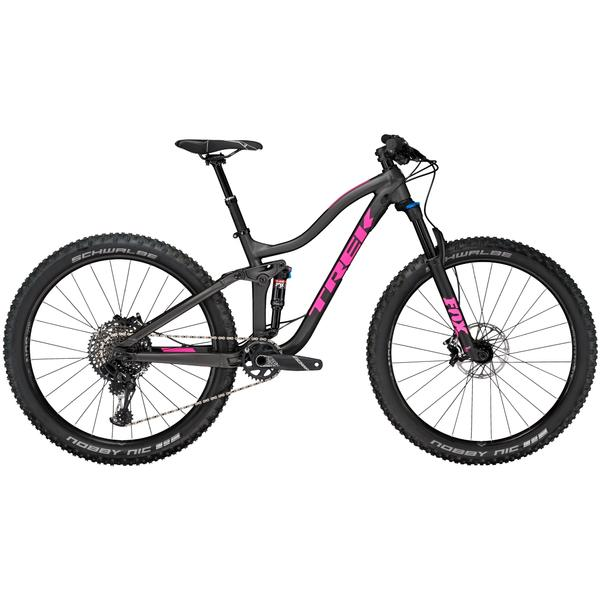 Trek Fuel EX 8 Women's Color: Matte Dnister Black