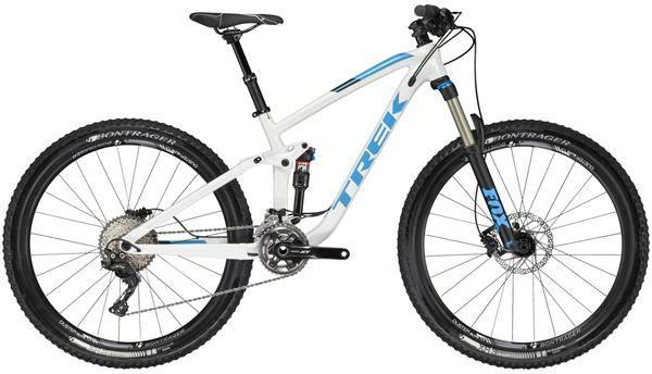 Trek Fuel EX 8 Women's Color: Crystal White