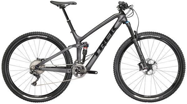 Trek Fuel EX 9.8 29 Color: Matte/Gloss Black