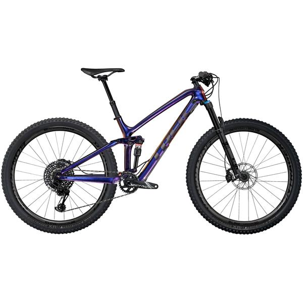 Trek Fuel EX 9.8 29 Color: Gloss Purple Phaze/Matte Trek Black