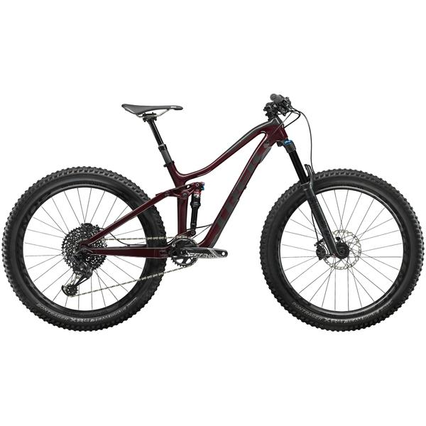 Trek Fuel EX 9.8 Women's Color: Cobra Blood/Trek Black