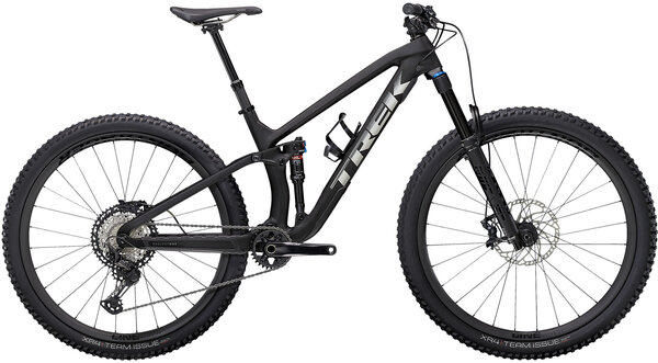 Trek Fuel EX 9.8 XT Color: Matte Carbon Smoke