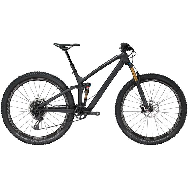 Trek Fuel EX 9.9 29 Color: Matte Trek Black/Gloss Solid Charcoal
