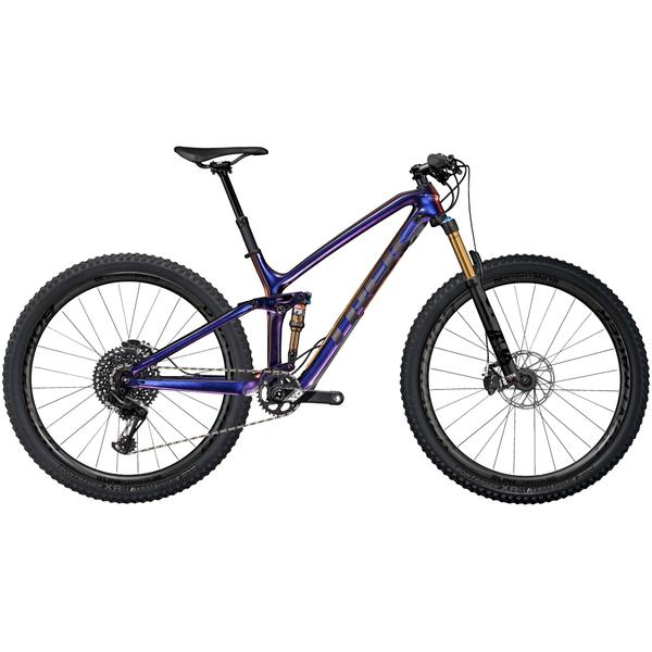 Trek Fuel EX 9.9 29 Color: Gloss Purple Phaze/Matte Trek Black
