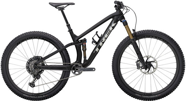 Trek Fuel EX 9.9 XTR Color: Matte Carbon Smoke