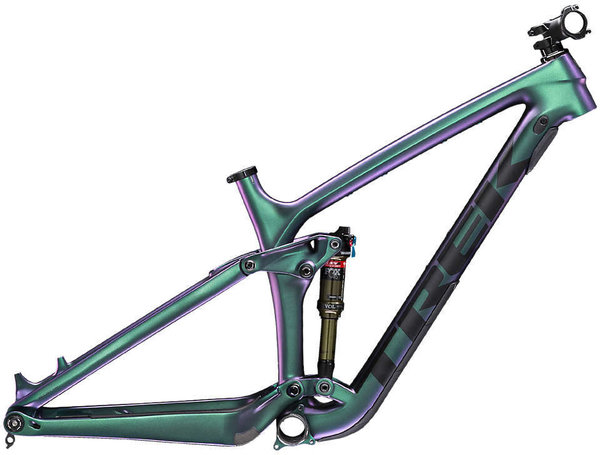 Trek Remedy C Frameset Color: Matte Emerald Iris