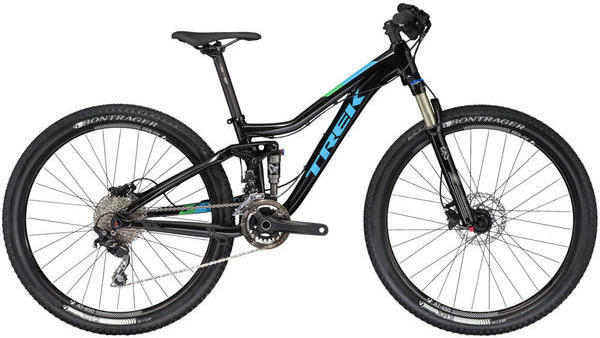 Trek Fuel EX Jr Color: Semigloss Trek Black