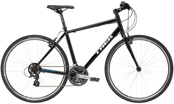 Trek FX 1 Color: Trek Black