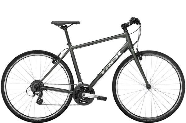 Trek FX 1 Color: Lithium Grey