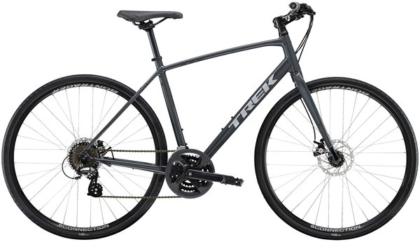 Trek FX 1 Disc Color: Solid Charcoal