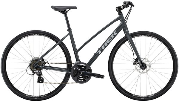 Trek FX 1 Stagger Disc Color: Solid Charcoal