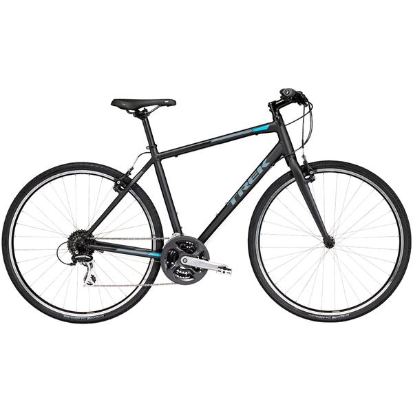 Trek FX 2 Color: Matte Trek Black