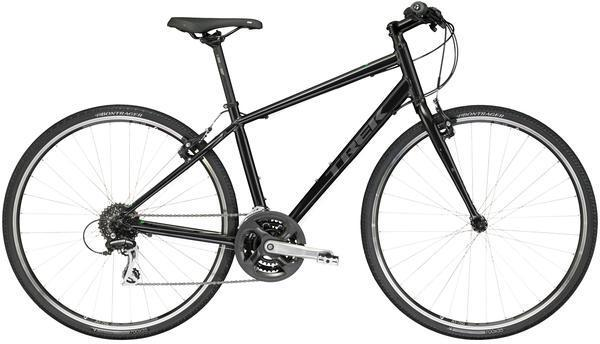 Trek FX 2 Women's Color: Black Pearl