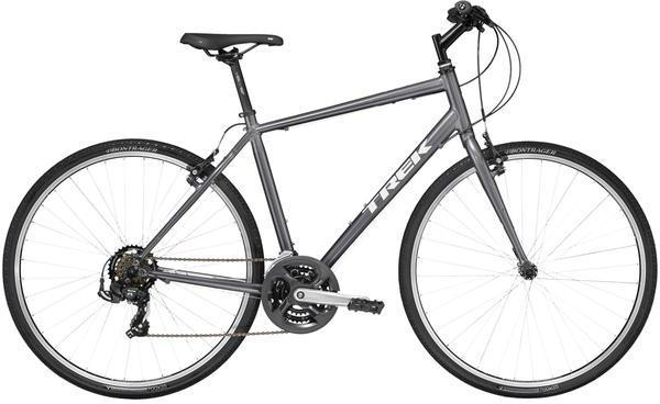 Trek FX Color: Metallic Charcoal