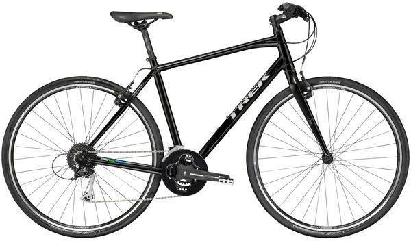Trek FX 3 Color: Trek Black