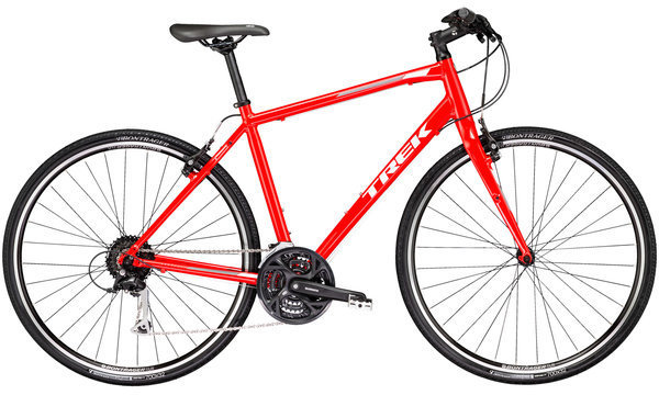 Trek FX 3 Color: Viper Red