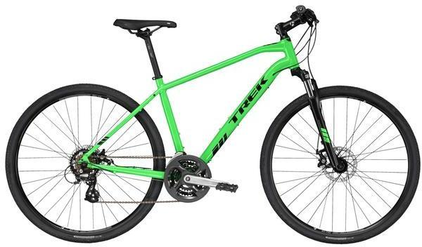 Trek DS 1 Color: Green-light