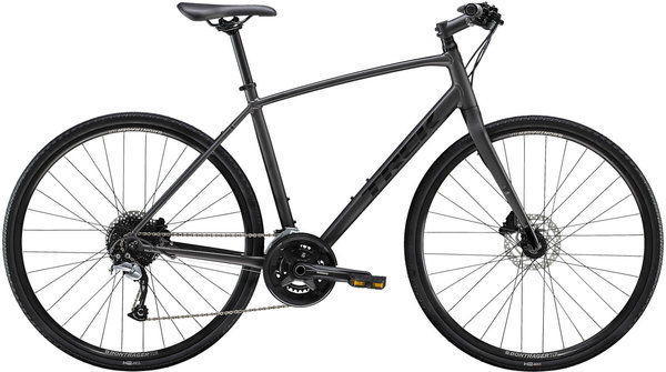 Trek FX 3 Disc Color: Dnister Black
