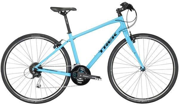 Trek FX 3 Women's Color: California Skye Blue