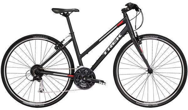 Trek FX 3 Women's Stagger Step-Through frame