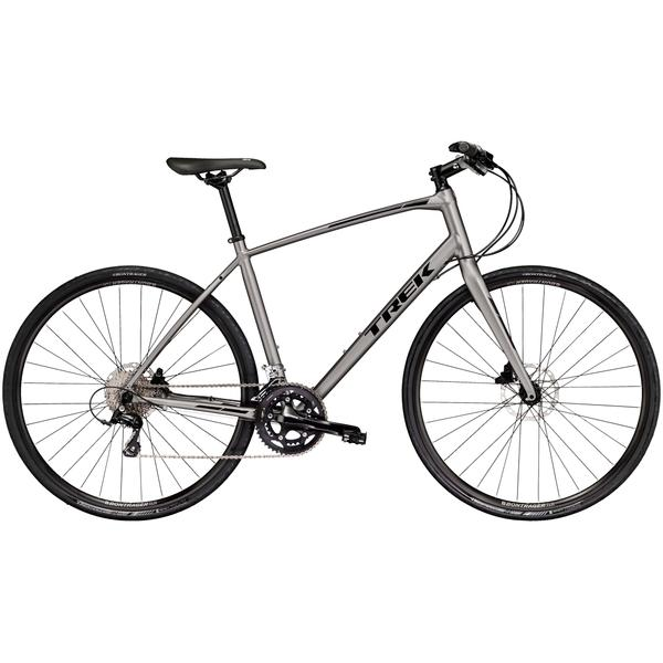 Trek FX Sport 4 Color: Matte Metallic Gunmetal