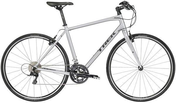 Trek FX S 4 Color: Quicksilver