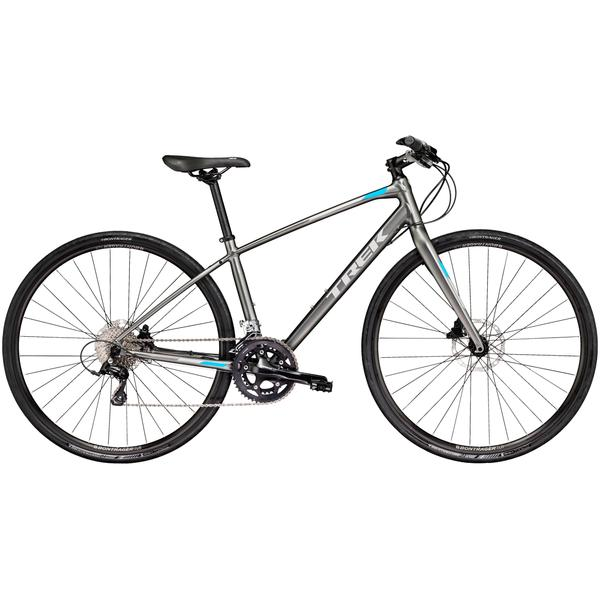 Trek FX Sport 4 Women's Color: Matte Anthracite