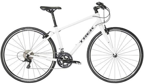 Trek FX S 4 Women's Color: Crystal White