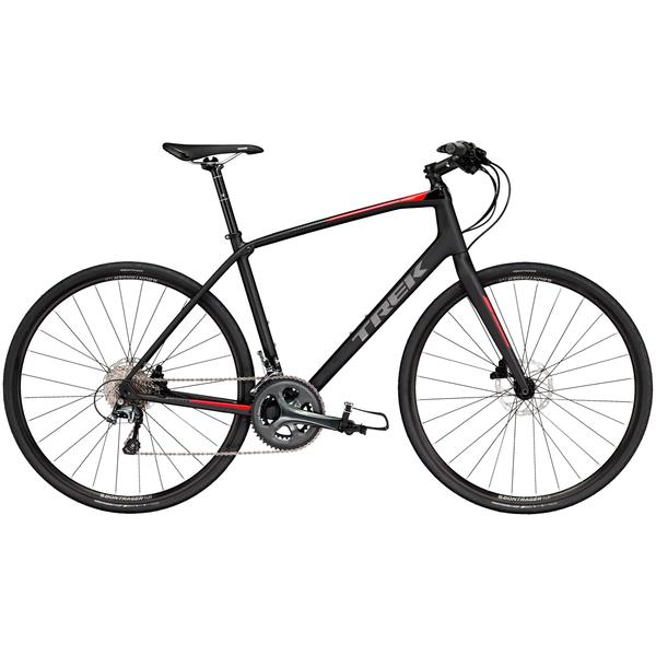 Trek FX Sport 5 Color: Matte Trek Black
