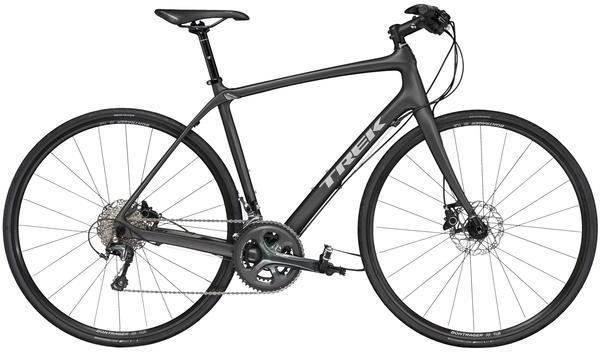 Trek FX S 5 Color: Matte Trek Black