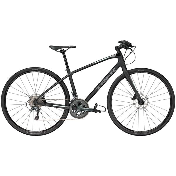 Trek FX Sport 5 Women's Color: Matte Trek Black