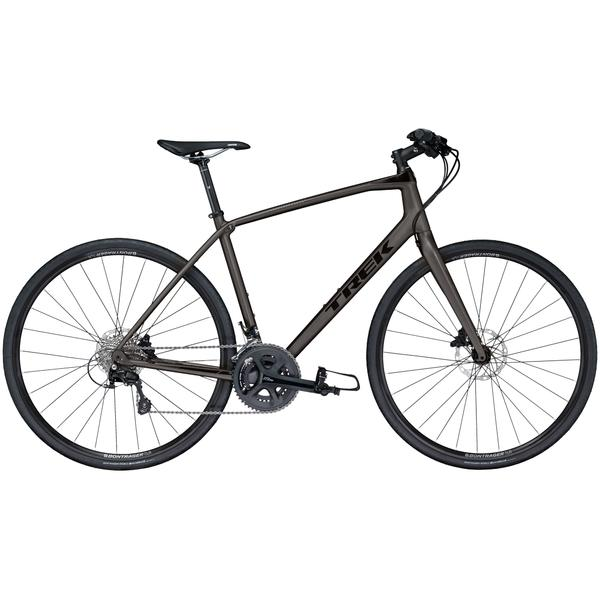 Trek FX S 6 Color: Matte Dnister Black