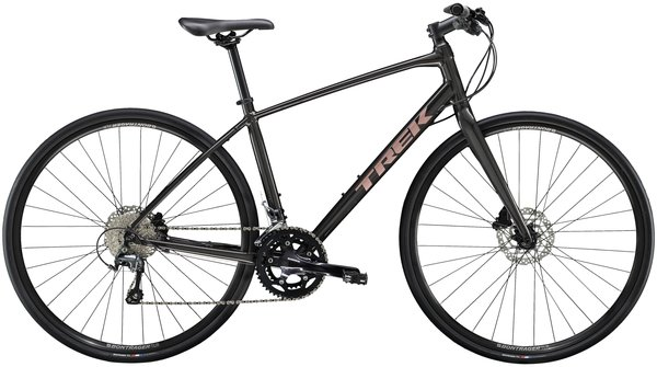 Trek FX Sport 4 Women's Color: Dnister Black