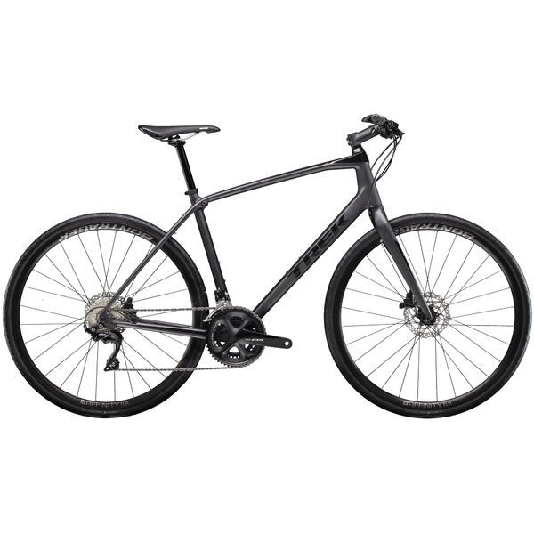 Trek FX Sport 6 Color: Matte Dnister Black