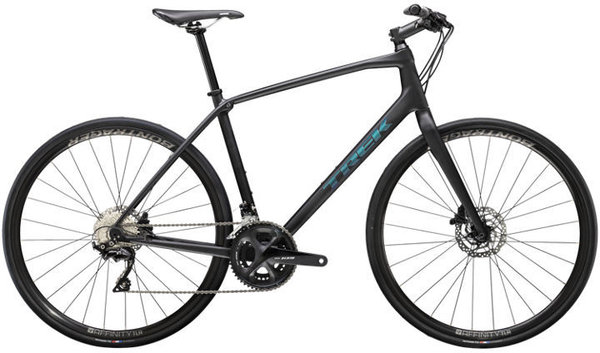 Trek FX Sport 6 Color: Matte Trek Black