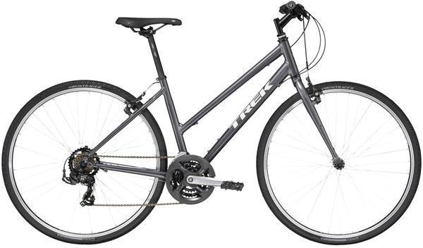 Trek FX Stagger Color: Metallic Charcoal