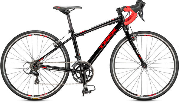 Trek KRX - Kids Color: Black/Viper Red