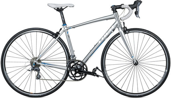 Trek Lexa C - Women's Color: Bright Silver