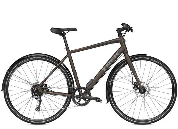 Trek Lync 3 Color: Dark Roast Black