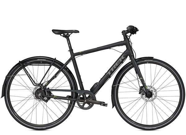 Trek Lync 5 Color: Matte Trek Black