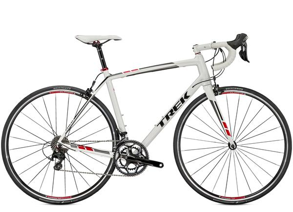 Trek Madone 2.1 C Color: Crystal White