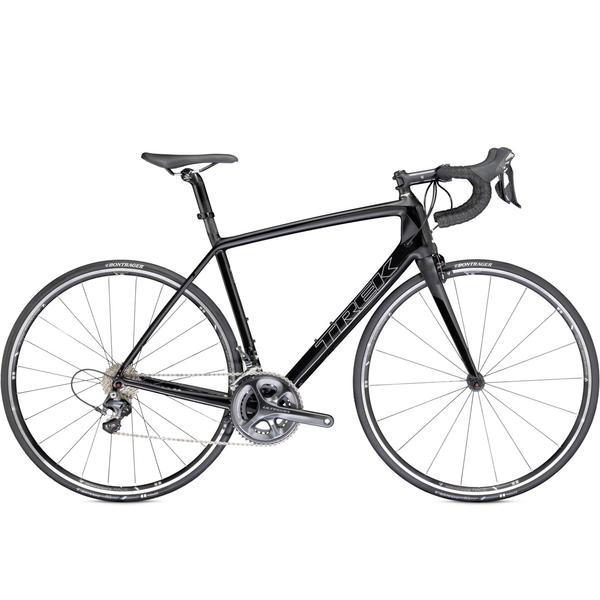 Trek Madone 5.2 C Color: Matte Trek Black/Gloss Trek Black