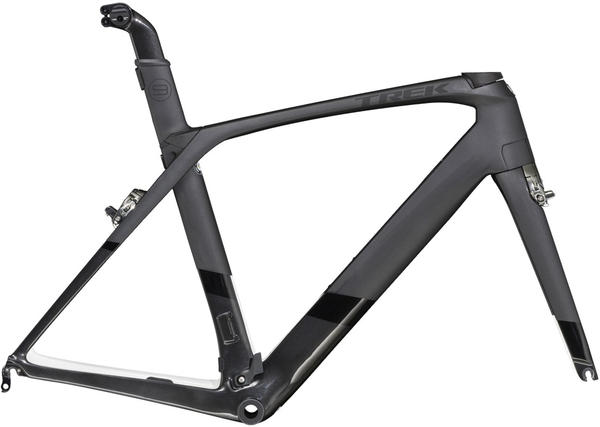 Trek Madone 9 Series H2 Frameset Color: Matte Dnister Black/Trek White