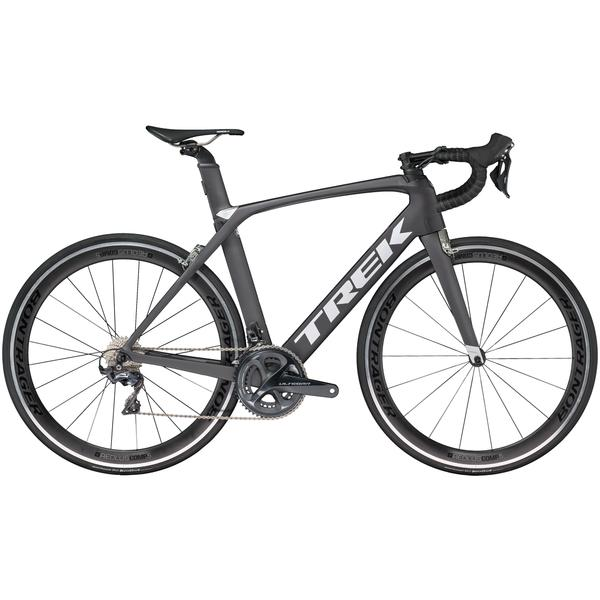 Trek Madone 9.0 Color: Matte Dnister Black/Quicksilver