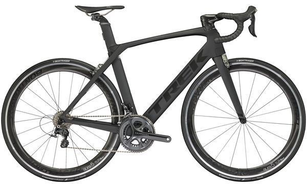 Trek Madone 9.2 Color: Matte Trek Black/Gloss Dnister Black