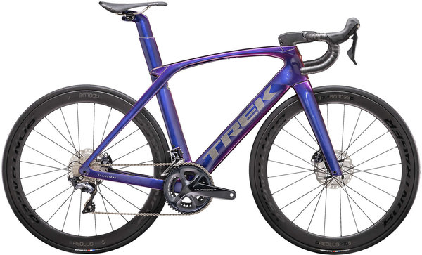 Trek Madone SLR 6 Disc Color: Purple Phaze/Anthracite